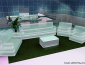 inflatable living set sims 3
