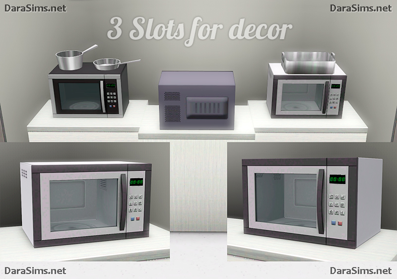 Kitchen Set For The Sims 3 Darasims Net