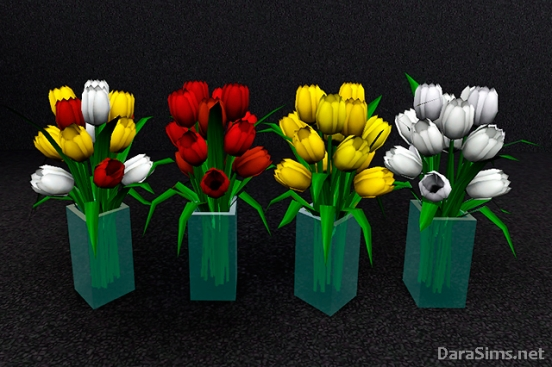 sims 3 tulips
