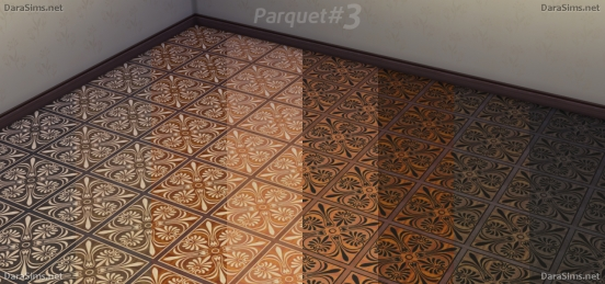 wood parquet floors sims 4