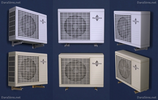 air conditioners sims 4