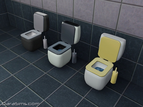 bathroom set sims 3