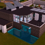house for big family sims 3