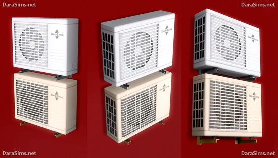 air conditioning sims 3