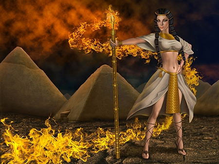 art egyptian by dara savelly