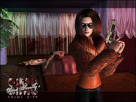 sims crime city by dara savelly