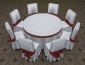 big round festive dining tables sims 4