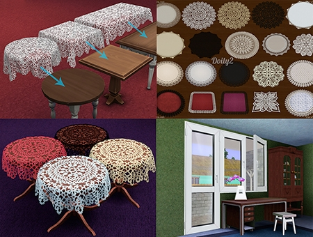 Global fixes (Sims 3 & Sims 4 objects)