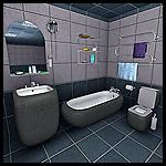 Набор сантехники для ванной комнаты