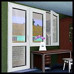 Пластиковые двери и окна