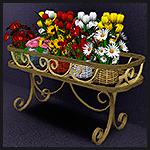 Набор цветов №1 + стойка