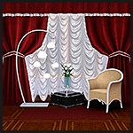 Модульные шторы и занавески