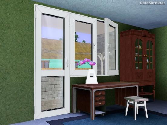 plastic set sims 3