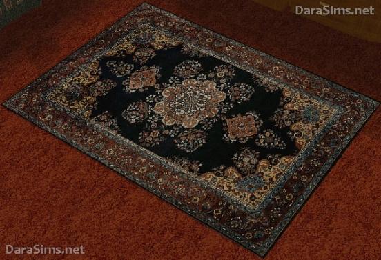 set of floor rugs sims 2