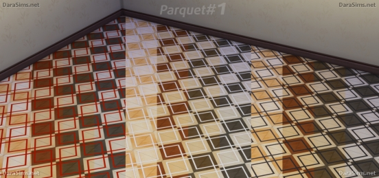wood parquet floors sims 4 by dara savelly