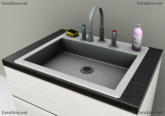 kitchen sink sims 3