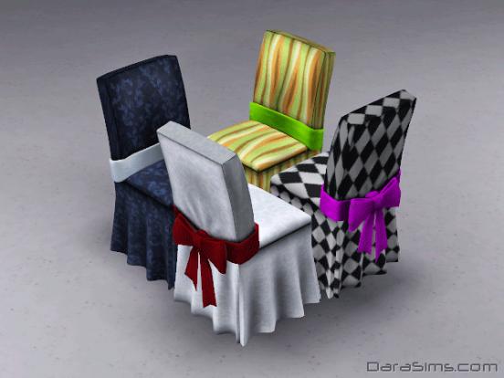 festive dining set sims 3