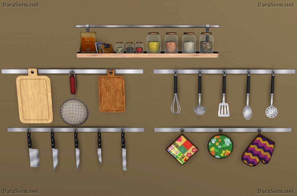 Kitchen Decor Set The Sims 3 Darasims Net