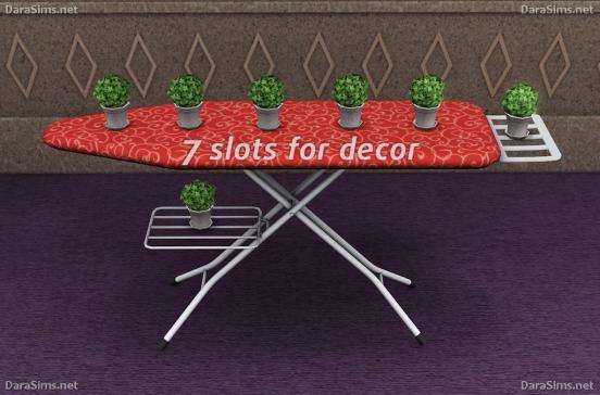 ironing board sims 3