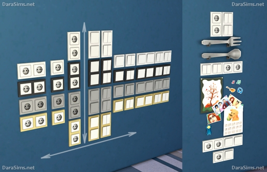 switches and sockets sims 4