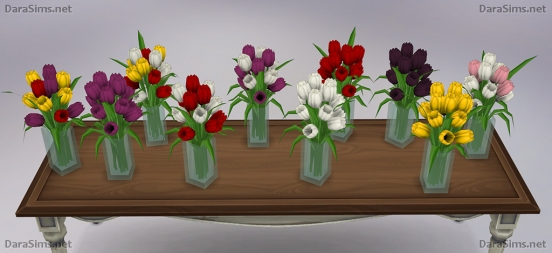 tulips sims 4