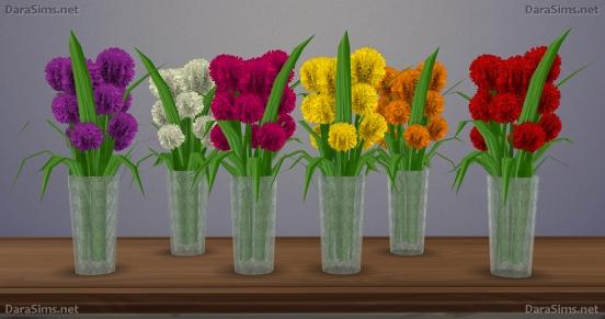 chrysanthemum sims 4