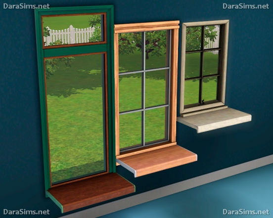 flower stands and sills sims 3