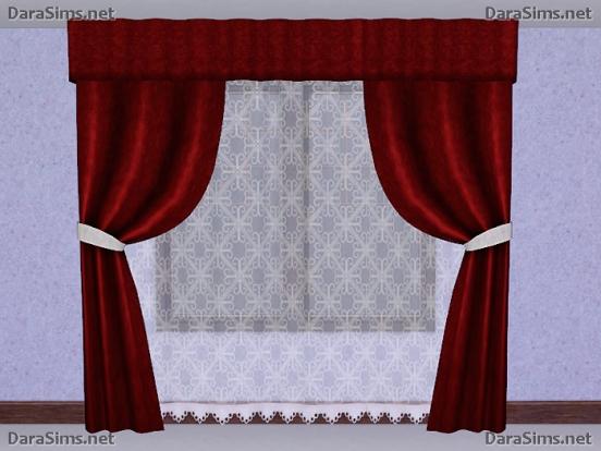 modular curtains sims 3