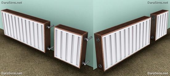 radiators sims 3