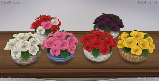 roses sims 4
