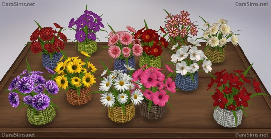 camomiles sims 4