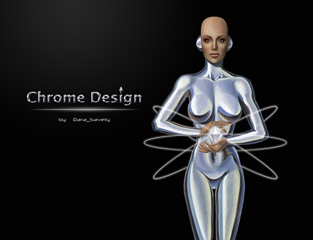 art chrome design by dara savelly