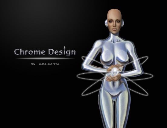 chrome design by dara savelly