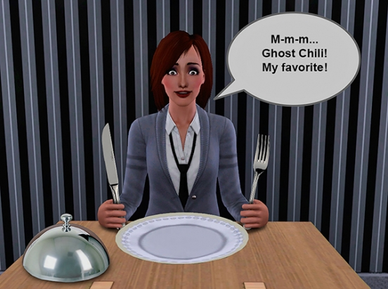 ghost chili sims 3 dara savelly