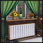 Декоративные радиаторы (батареи)