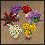 Цветочный набор 2